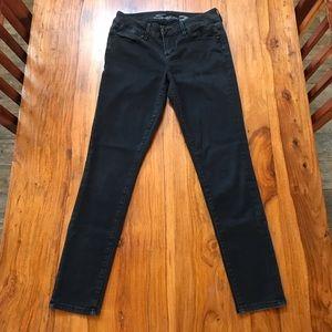 "Seven7 Black ""Skinny"" Jeans Size 4"